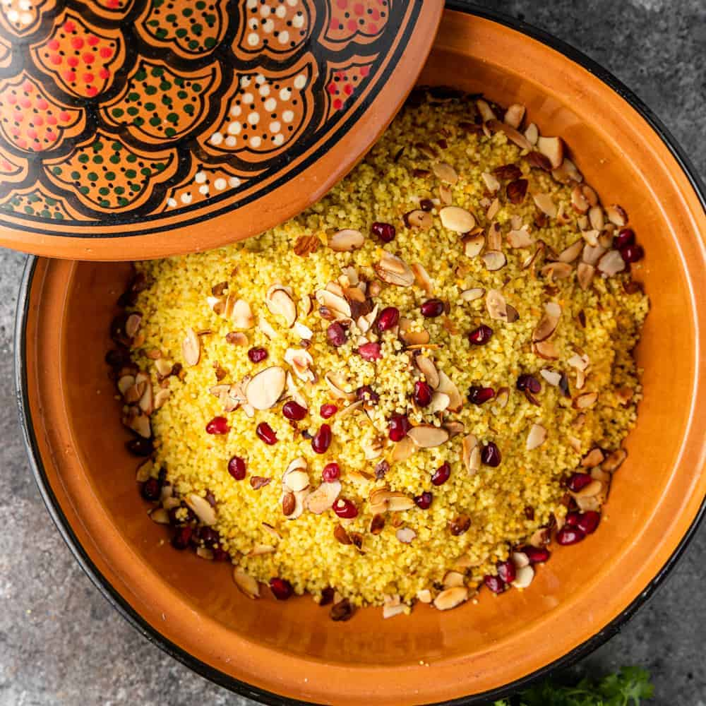 Moroccan Couscous Salad Video Silk Road Recipes