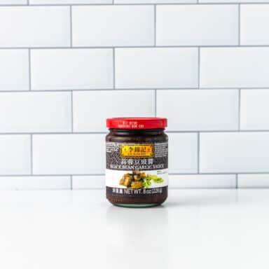 fermented black bean jar