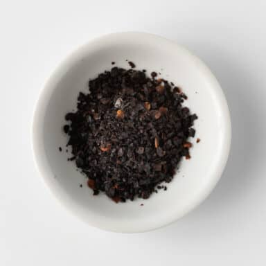 urfa biber in small white bowl