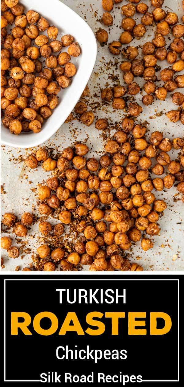 Titled Image; turkish roasted chickpeas