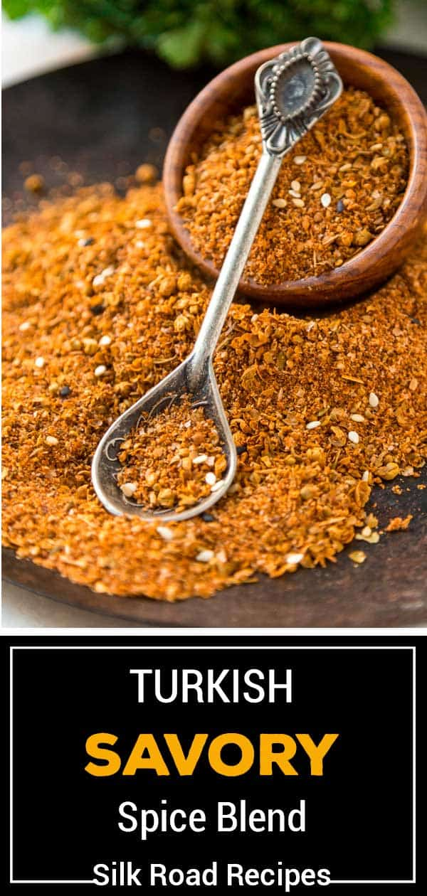 titled image; turkish savory spice blend