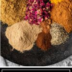 titled image (and shown close up): Advieh Spice Blend - Silk Road Recipes