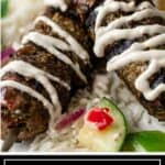 titled image (shown close up): Moroccan kabobs (beef)